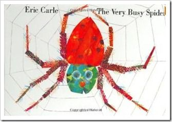 The Very Busy Spider Lesson