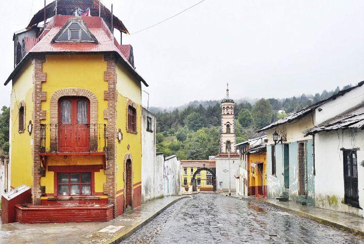 El Oro, Edo. De México. Pueblo mágico