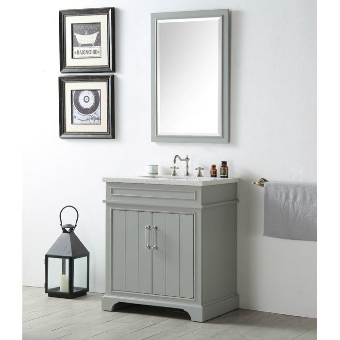 Yesler 30 Single Vanity Set Legion Furniture Single Sink Bathroom Vanity Single Vanity