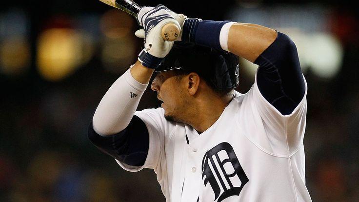 Las Grandes Ligas MLB: Víctor Martinez Detroit 2016