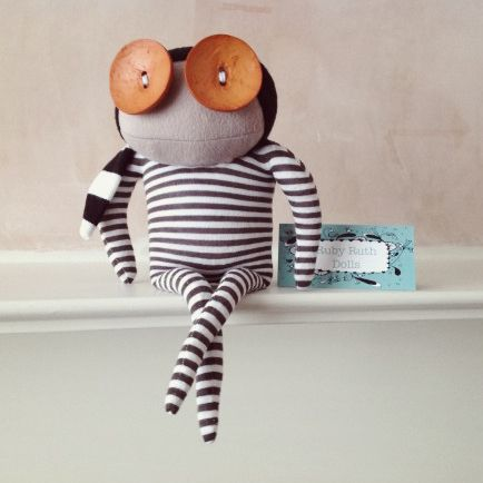 New Ruby Ruth Dolls! - Clive is currently building a spaceship in his garden and…