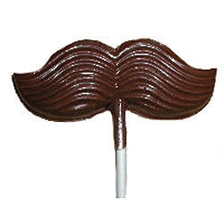 Mustache Candy Mold    1 Plastic Mold For Chocolate by SupplyCrate, $12.00