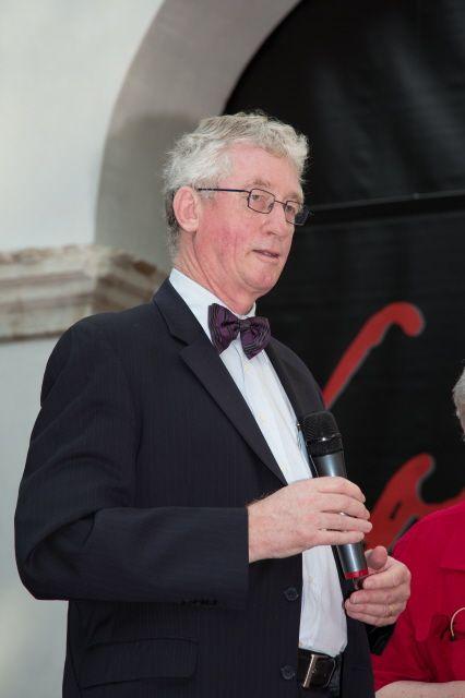 il vincitore del Premio Galileo 2014 Frans De Waal