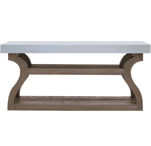 Well Edited: Console Tables