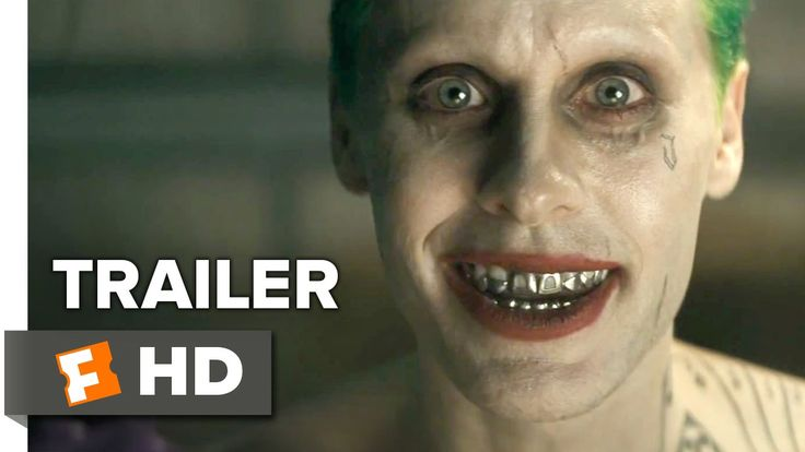 The OFFICIAL #SuicideSquad Trailer is here!