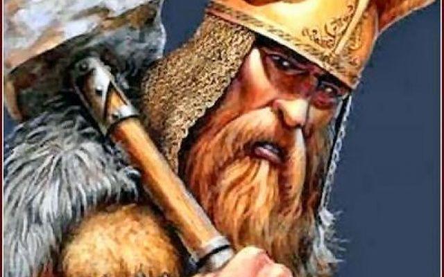 Mitologia norrena - Thor, il dio del tuono Thor è una tra le figure escatologiche più importanti della cultura Norrena. Con mitologia norrena, mitologia nordica, mitologia vichinga o mitologia scandinava ci si riferisce alle credenze religio #mitologia #norrena #odino #thor #tuono