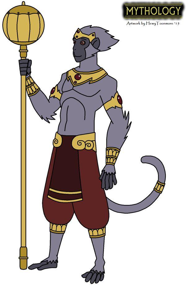 Character Design Hanuman : Best the old gods images on pinterest deities