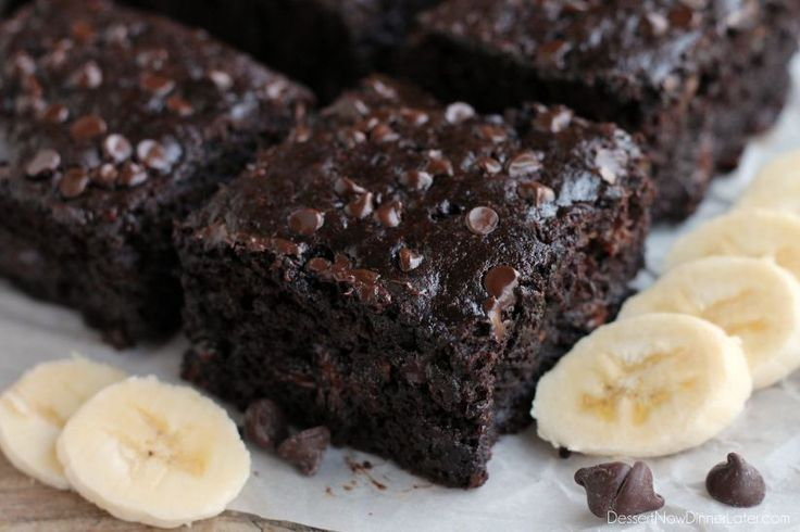 No frosting required for this indulgent cake - great way to get your kids to eat and love bananas!