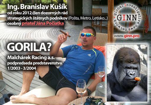 Branislav Kušík - nominant - galéria: Doslova ako profesionálny člen dozorných rád sa po… #news #investigation #politics #government