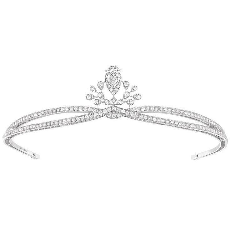 Chaumet Joséphine Aigrette Imperiale diamond tiara