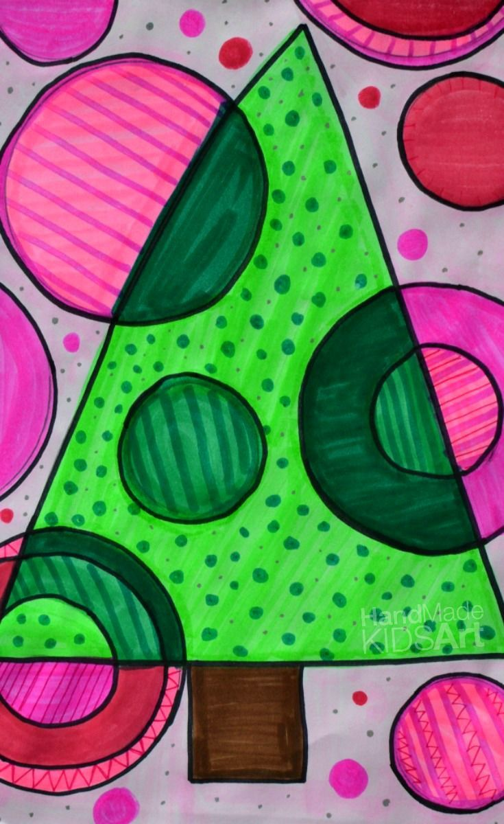 Christmas art projects for kids can be fun and educational. STEAM activities are a great way to tie Art with other core subjects. Mix in a bit of Art and Math to learn about concentric circles with this fun and bright Christmas art project. Let your child explore color and pattern with just a few basic …