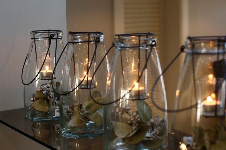 Lanterns from Beautiful Room create cosy chic. www.beautifulroom.com.au