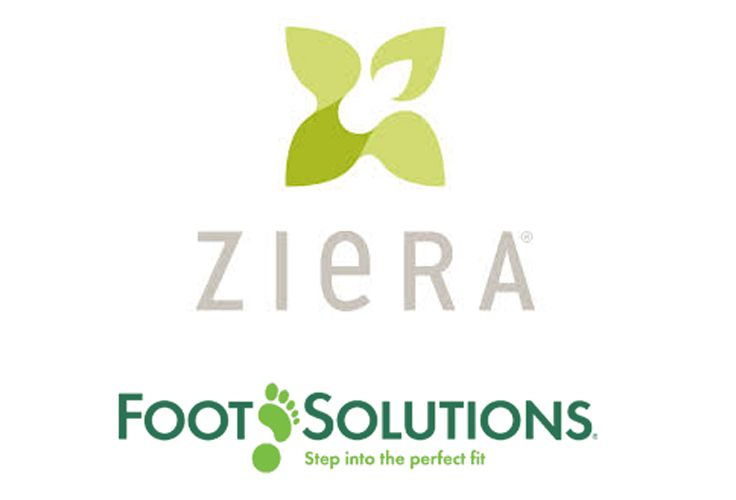 Ziera @ Foot Solutions 2620 West Broadway, Vancouver 1836 Marine Drive, West Vancouver