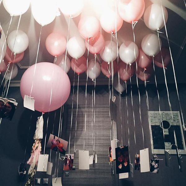 15 Most Romantic Valentine S Day Decor For Surprise Her Birthday