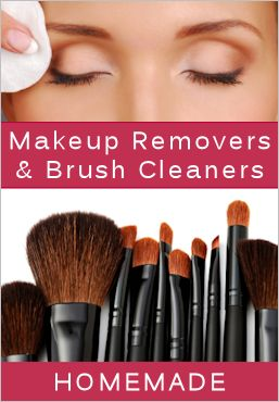 how to make your own brush cleaner