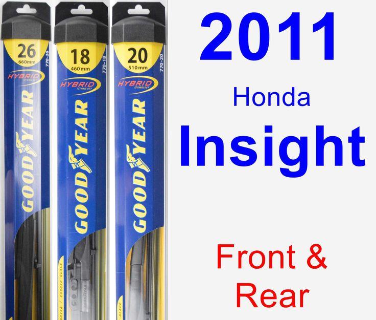 2005 Honda Insight Transmission: 25+ Best Ideas About Honda Insight On Pinterest