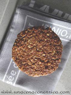 Biscotti vegani con fiocchi d'avena e cacao amaro   Una Cena con Enrica, imparando a cucinare con passione