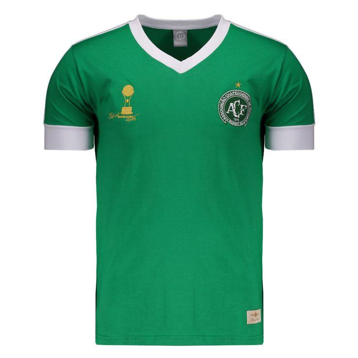 Camisa Chapecoense Sul Americana 2016 Retrô Somente na FutFanatics você compra agora Camisa Chapecoense Sul Americana 2016 Retrô por apenas R$ 99.90. Chapecoense. Por apenas 99.90