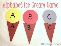 5 ABC Games using Paper CirclesActivities For Kids, Alphabet Ice, Cream Games, Learning Activities, Classroom Ideas, Families Fun, Preschool Learning, Ice Cream Cones, Abc Activities
