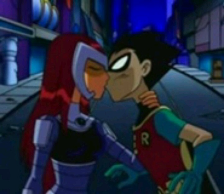 67 Best Robin And Starfire Images On Pinterest  Nightwing, Robin Starfire And Batman Robin-5854