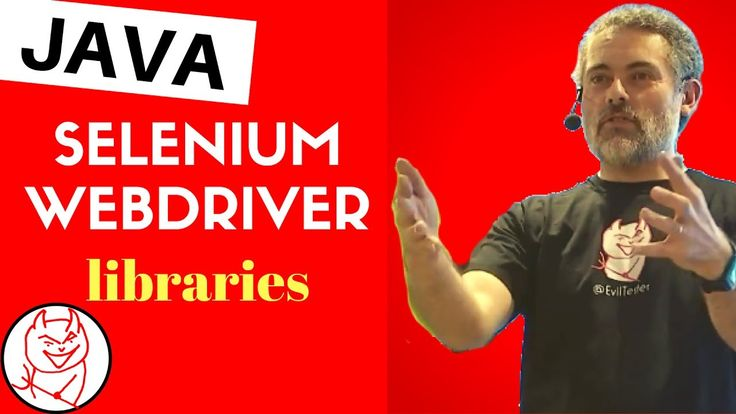 Introduction to Selenium WebDriver Java Library for Web Browser Test Automation https://youtu.be/w2weof4nLDQ