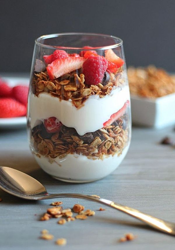 Hipster granola breakfast: | 17 Times Regular Food Wasn't Good Enough For Hipsters