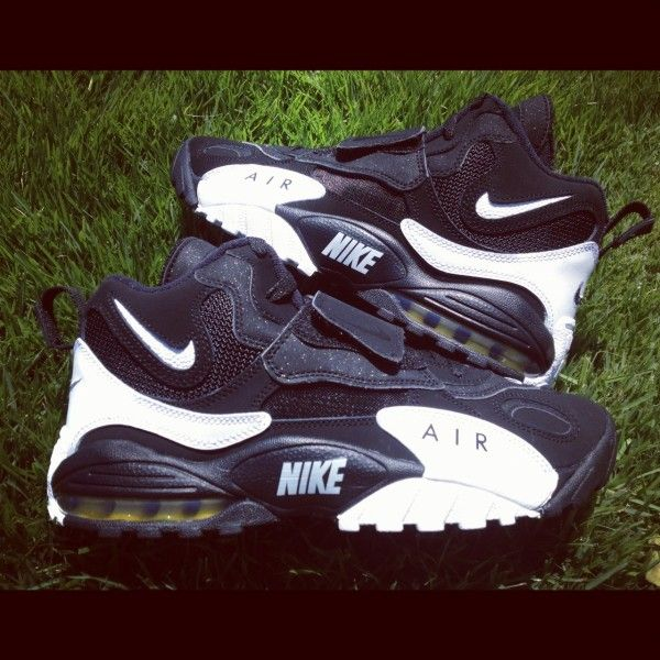 Nike Air Max Speed Turf 'Black/White-Voltage Yellow' at Rock City