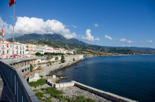 Town of Diamante, Calabria