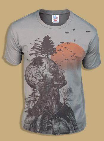 Junk Food The Hangover Alan Human Tree Dark Khaki Adult Costume T-Shirt  $24.00