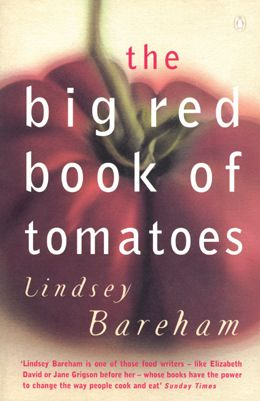 The Big Red Book of Tomatoes recipe book