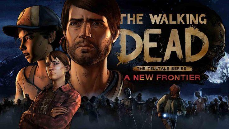 [# 1] Zagrajmy w : The Walking Dead - 3 Season - The New Frontier - Znow...