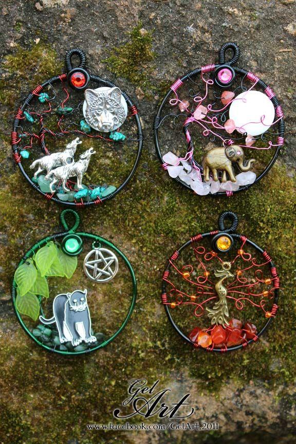 Some pendants