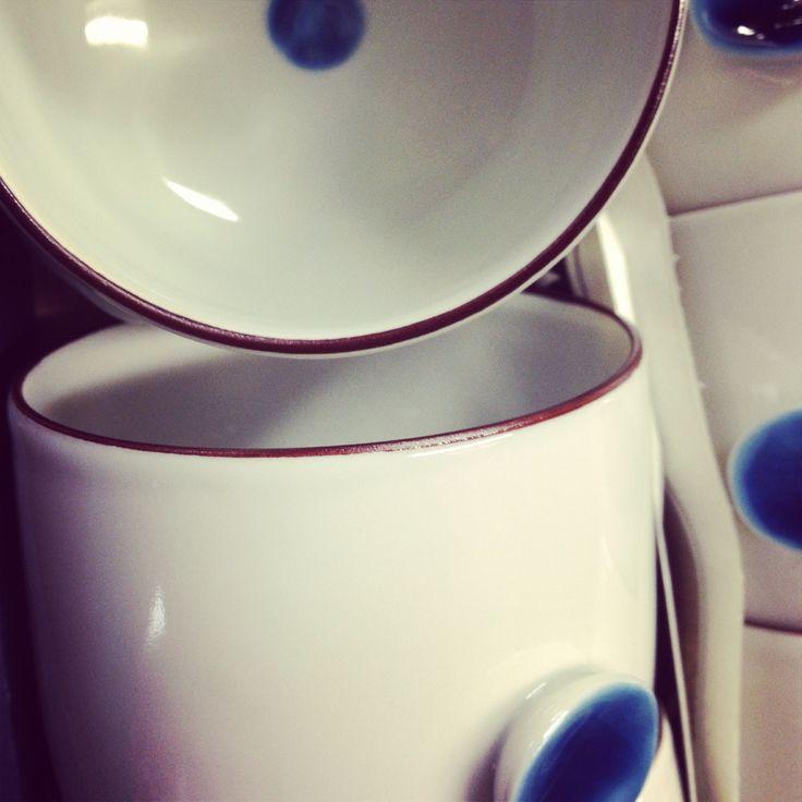 Mimi cups. Kristine Kreutzmann