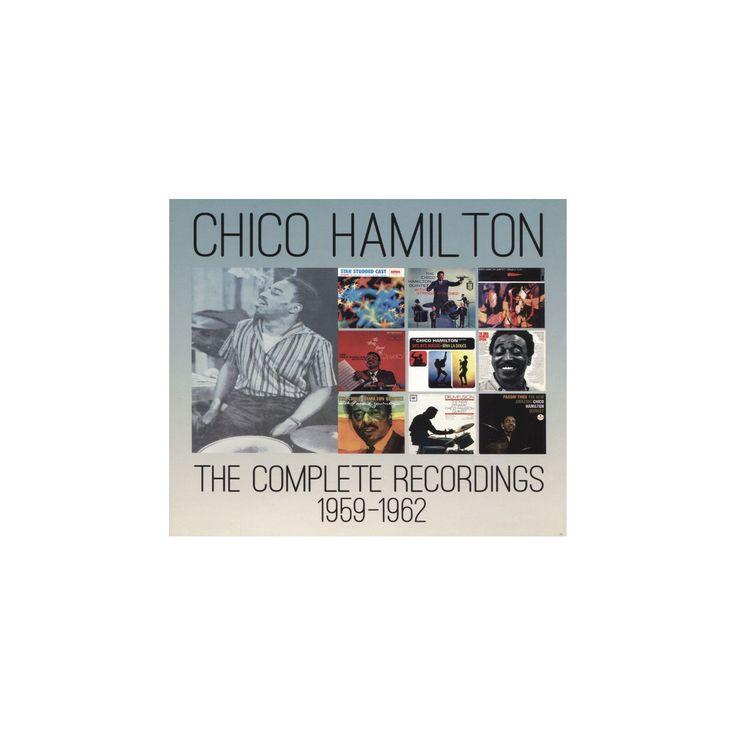 Chico hamilton - 1962 (CD)