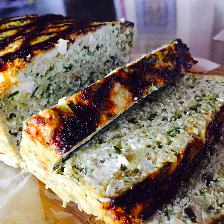 Chicken and Feta Loaf