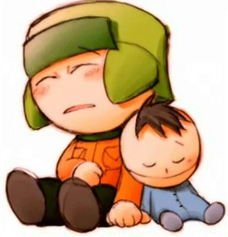 South Park - Kyle and Ike Broflovski