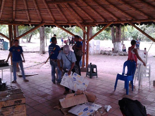 El Zulia, última asamblea popular. Catatumbo.