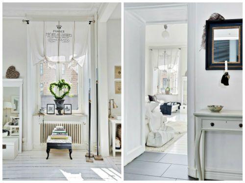 APARTAMENTO DE LOOK VINTAGE Y ACTUAL / Vintage and actual look in apartament | Decorar tu casa es facilisimo.com