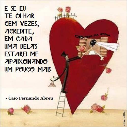 Coisas de Terê→  Caio Fernando Abreu - Escritor e poeta brasileiro.