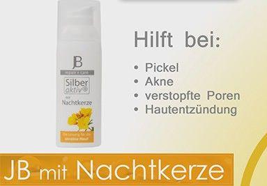 Creme gegen Hautprobleme | jb repair + care | SilberAktiv+ Online-Shop - JB repair + care