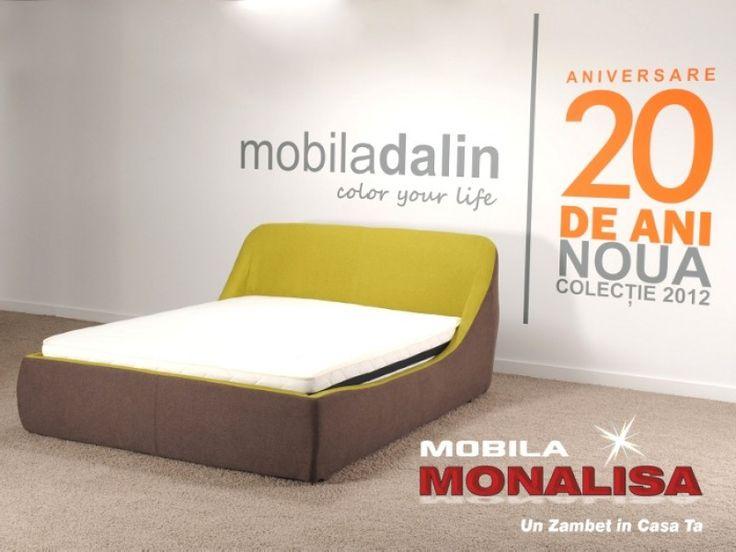 Pat cu Lada de depozitare dedesubt | Mobila Dalin - mobilier de dormitor - paturi