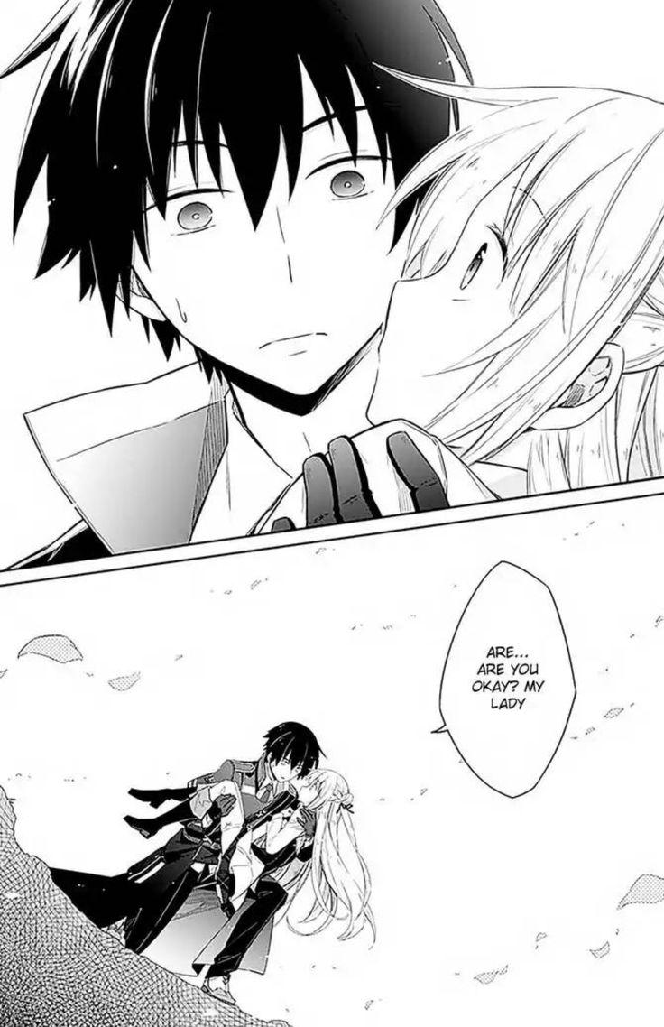 Pin by Animemangaluver on Assassin's Pride Manga Anime