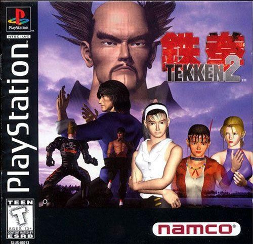 Complete Tekken 2 - PS1 Game