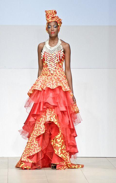 FAB Fashion: Africa Fashion Week New York Day 3 – Nadir Tati