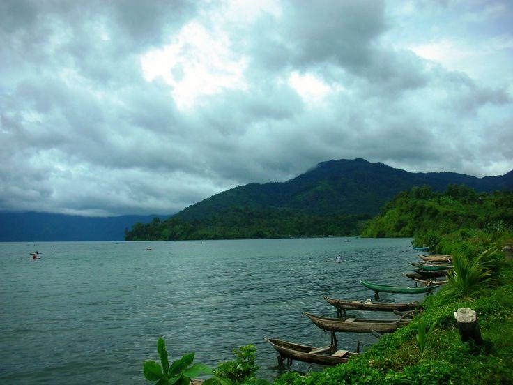 Danau Ranau, Danau Terbesar kedua di Sumatera - Punya Indonesia