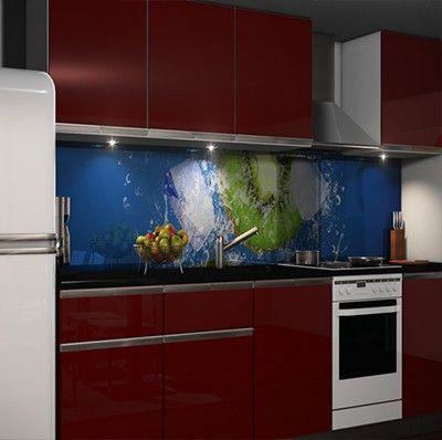 Die besten 25+ Klebefolie für küche Ideen auf Pinterest - spritzschutz mit kuchenruckwand 85 effektvolle ideen