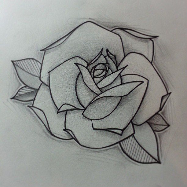 Tattoo Ideas With Roses: Resultado De Imagen De Rose Tattoo Design