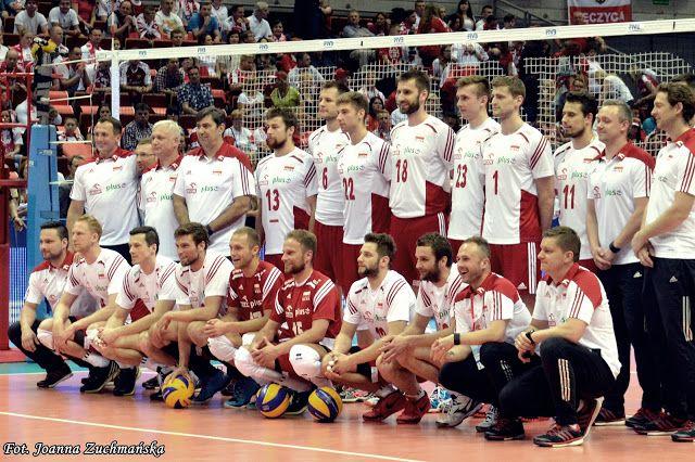 My life - Volleyball: Mistrzowska inauguracja!