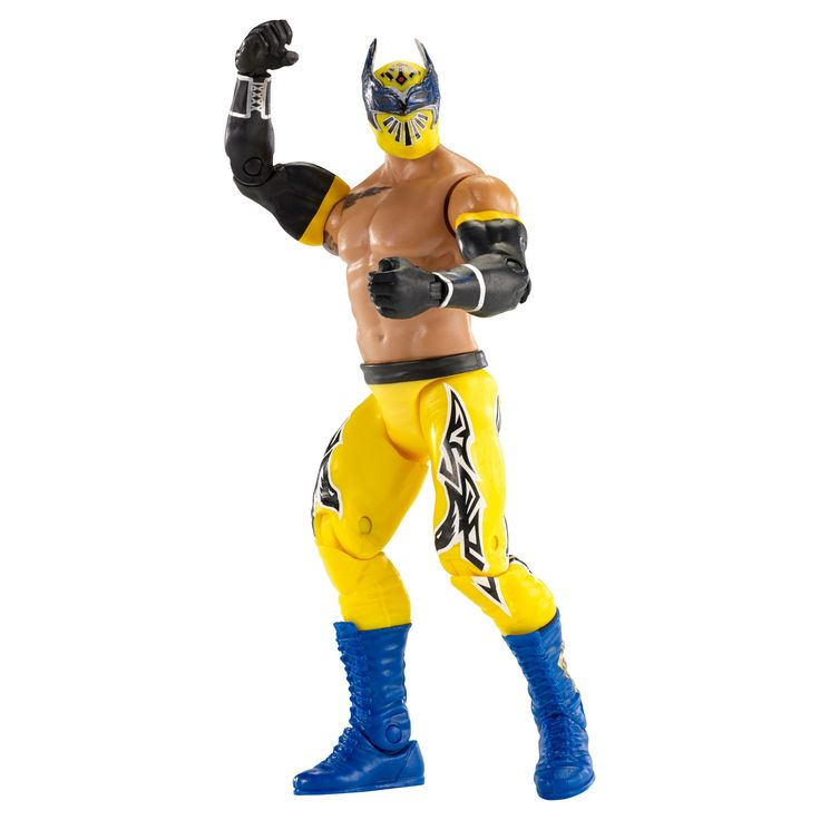 Wwe Sin Cara Action Figure - Series 62