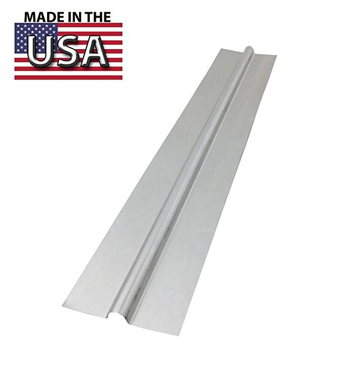 4 Ft 1 2 Pex Aluminum Heat Transfer Plates 100 Box For Radiant Heating Hp 4 By Pex Guy Solar Panels Roof Radiant Floor Heating Radiant Heat